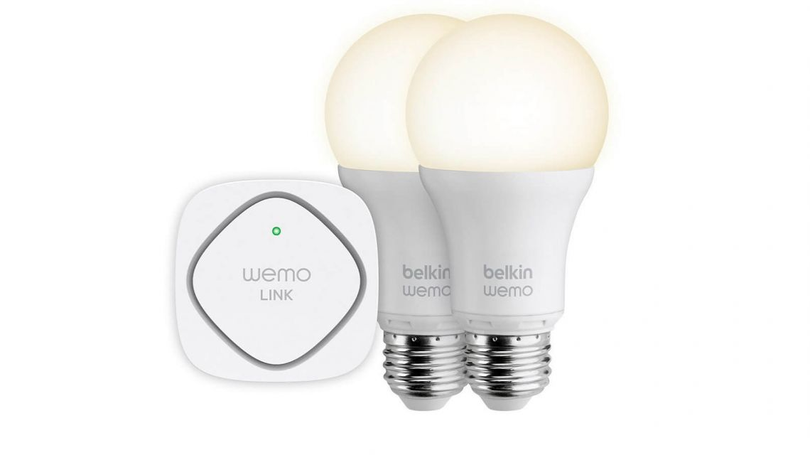 WeMo Lampen Starter Set