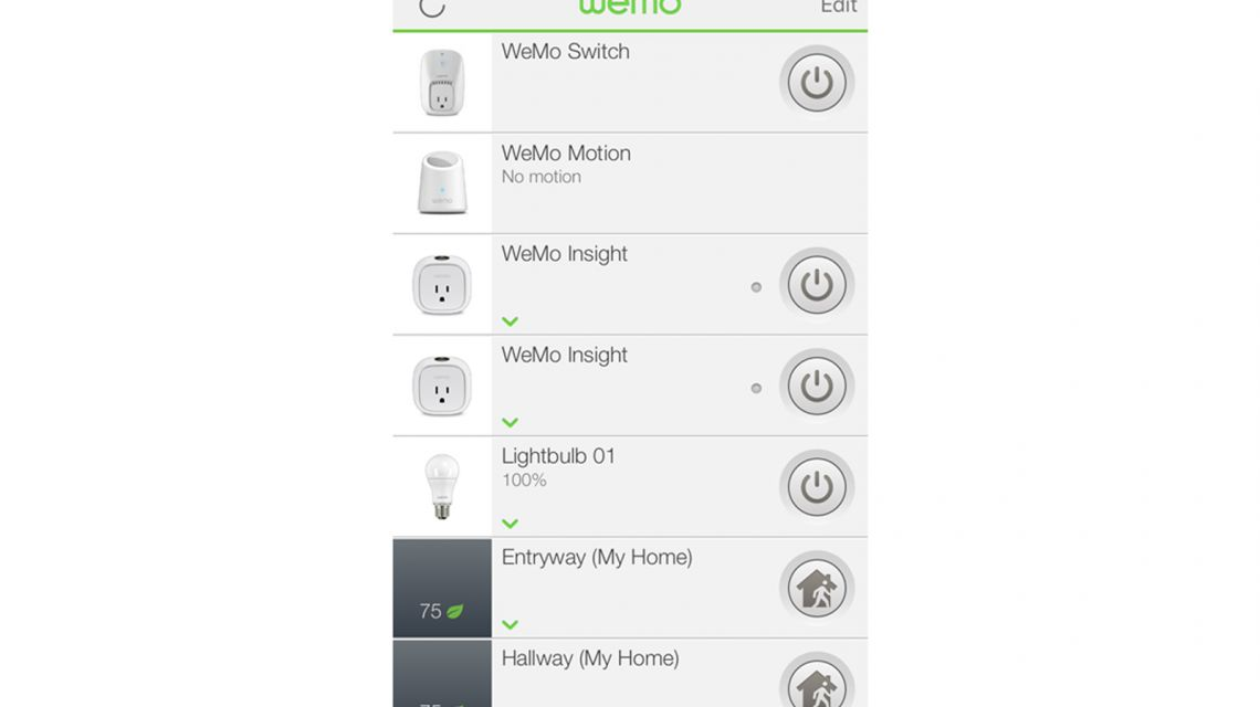 Mit dem iPhone das Zuhause steuern