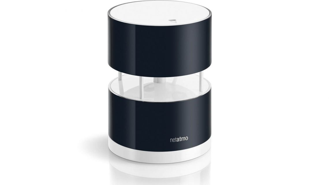 Netatmo Windmesser Gadget