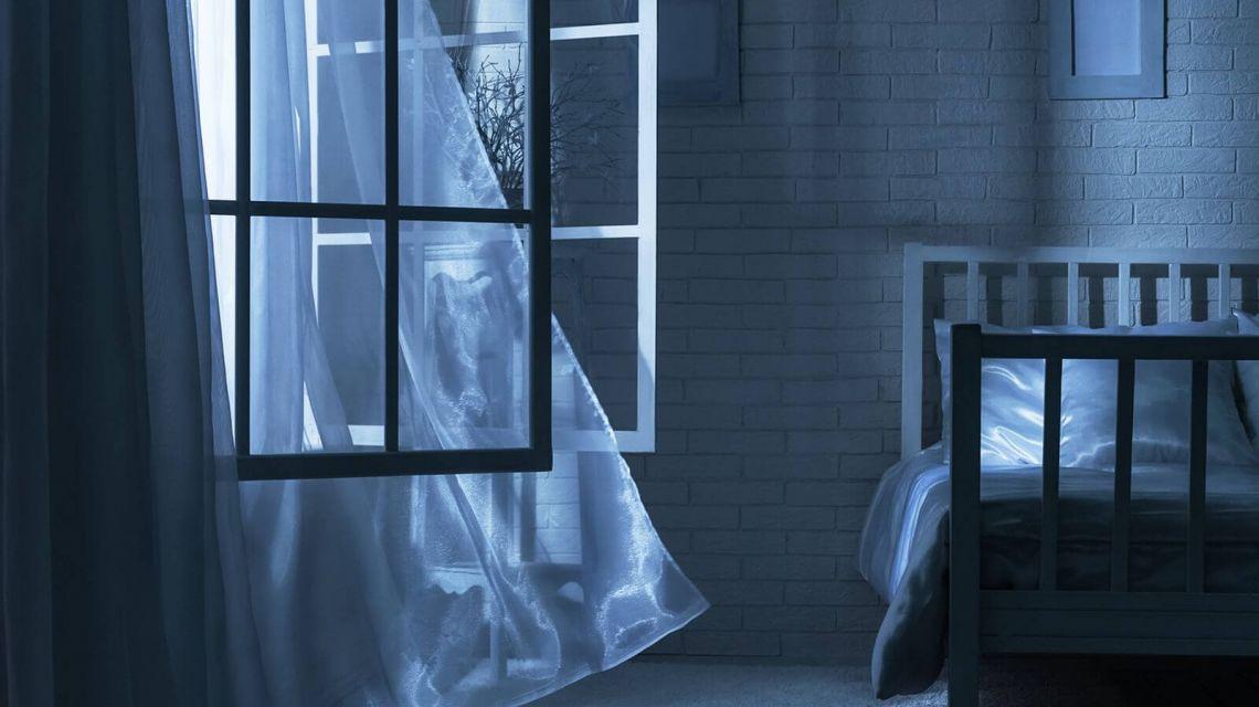 Räume Schlafzimmer Wärme Fenster