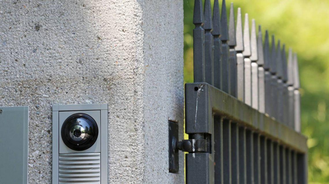 Kamerüberwachung mit der D-Link Kamera