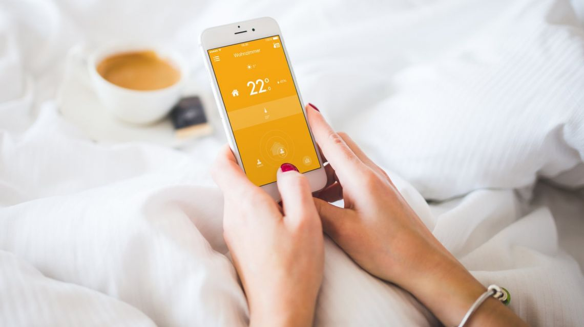 tado thermostat v3 integriert apple homekit und amazon alexa. Black Bedroom Furniture Sets. Home Design Ideas