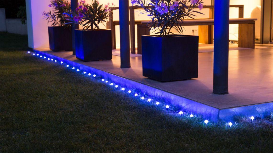 Verzaubern Sie Ihren Garten mit Osram Lightify