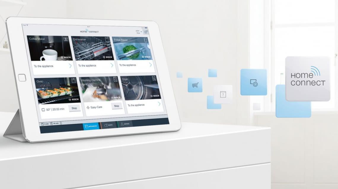 Bosch iPad