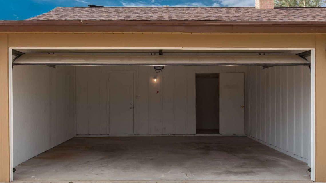 Öffne das Garagentor wenn ich nach Hause komme via IFTTT