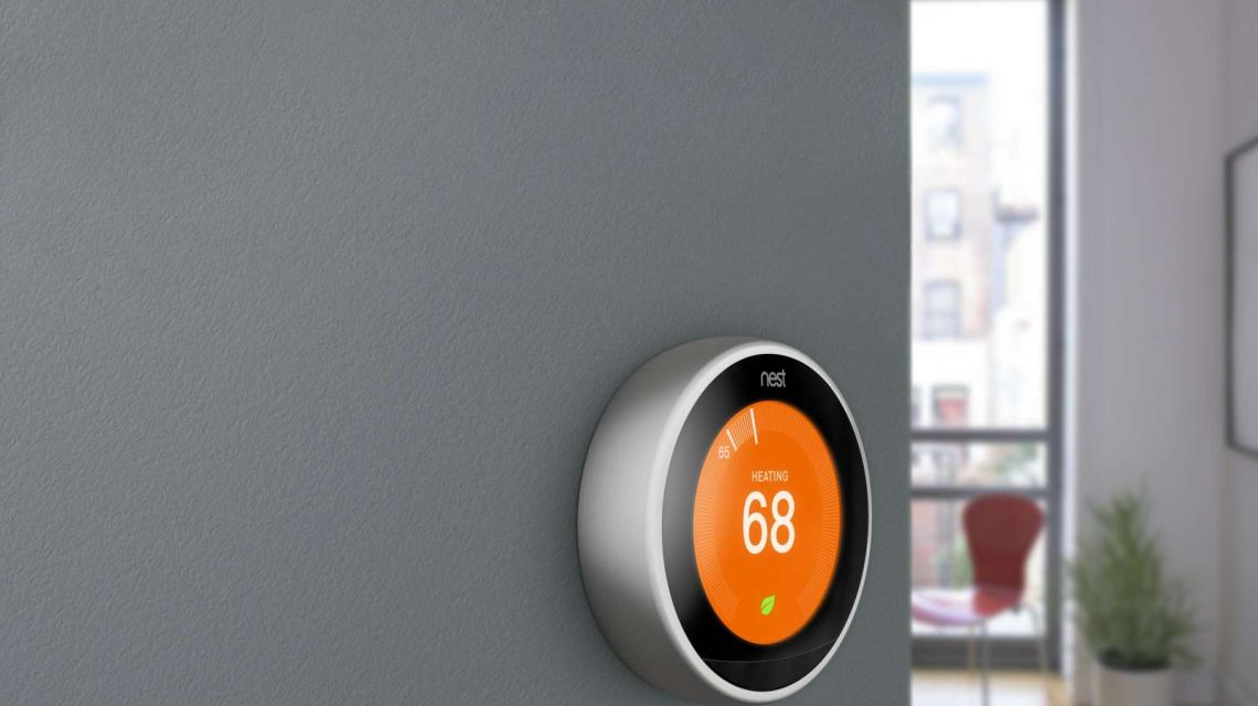 nest Thermostat Zimmer