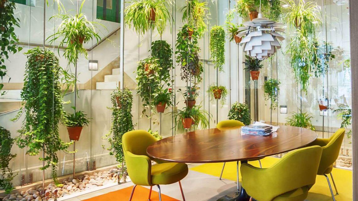 Räume Garten Smart Büro