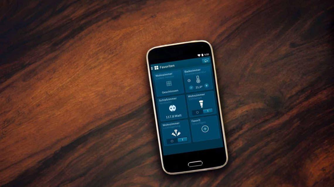 Bosch Handy App
