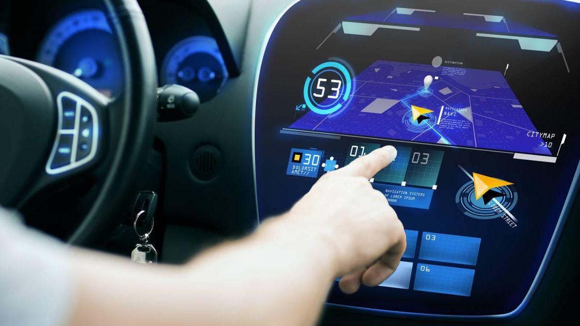 Benachrichtigung auf BMW Dashboard erhalten wenn Tür nicht abgeschlossen wurde