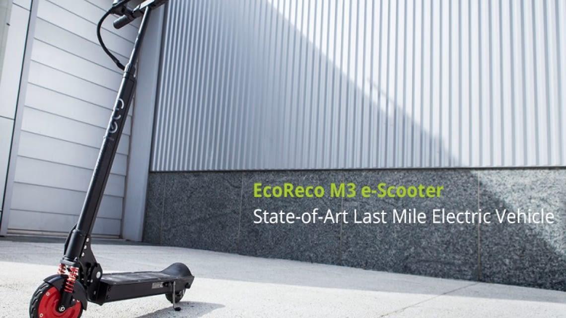EcoReco kann mehr als klassische City-Roller