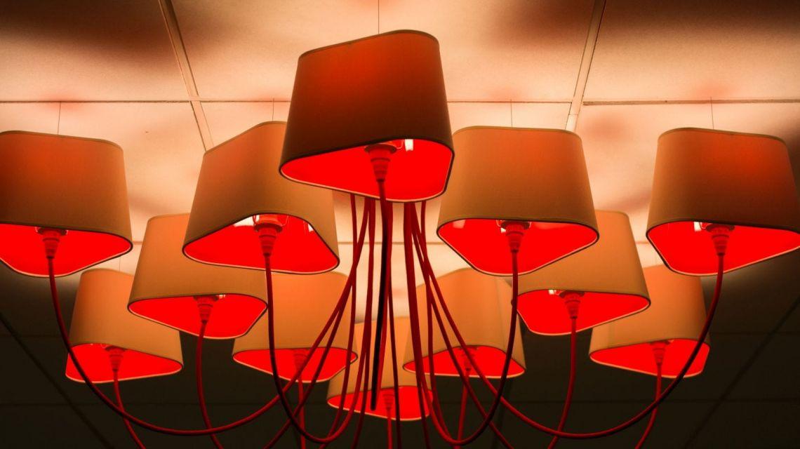LIFX LED rot Kamera Bewegung
