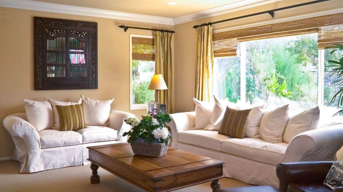 Räume Wohnzimmer Wärme Heizen
