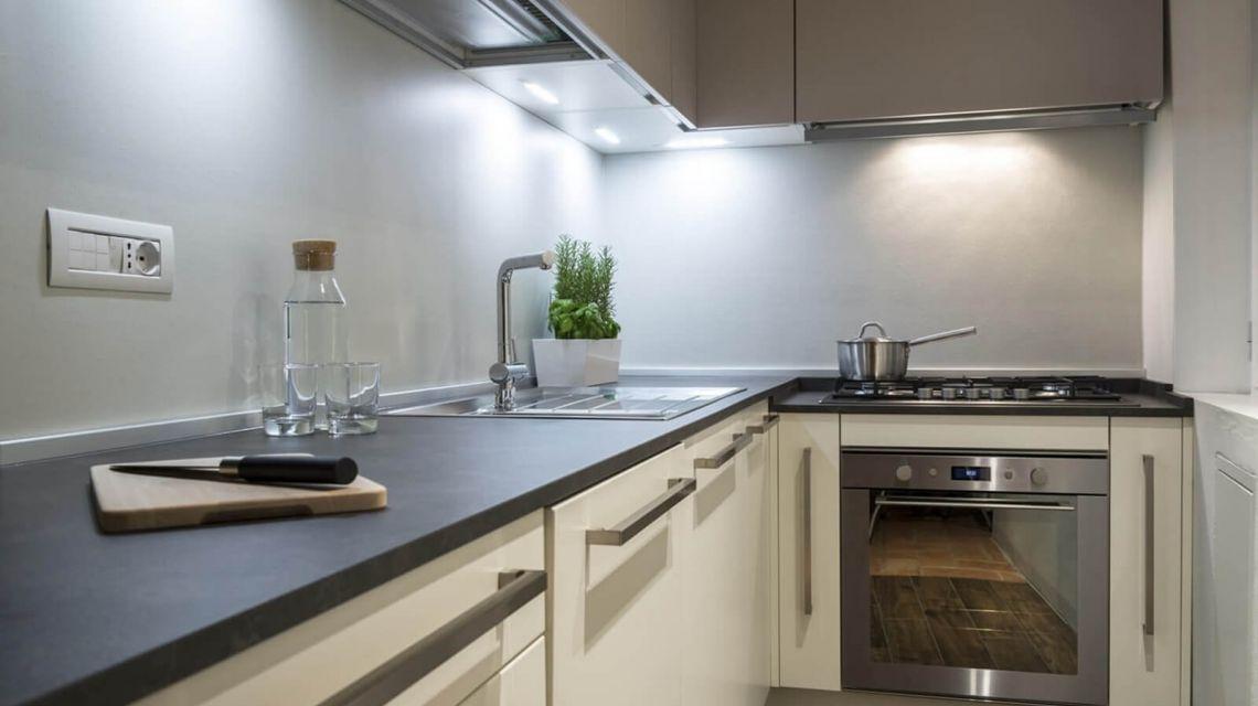 Energenie Mi Home Küchelicht durch Amazon Alexa