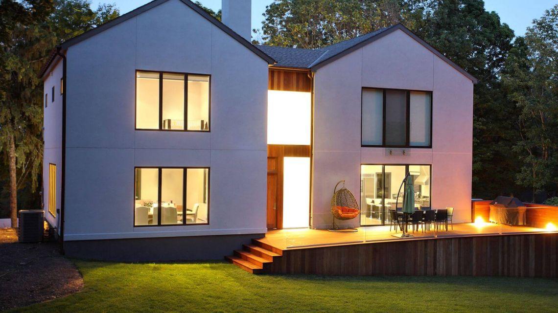 eingangsbereich smart home. Black Bedroom Furniture Sets. Home Design Ideas