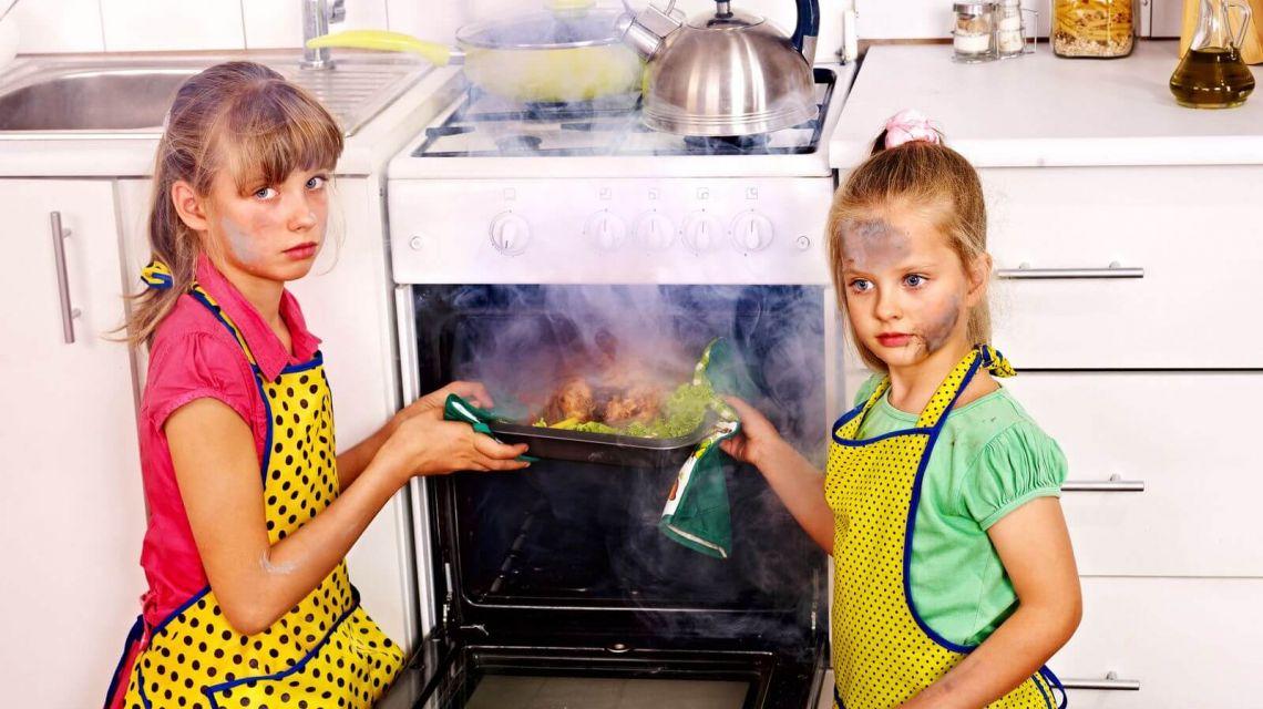 Räume Küche Smart Luft