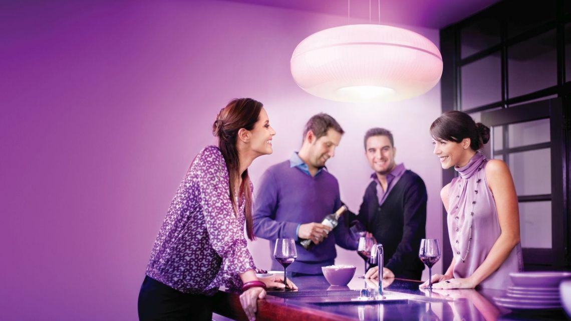 Lounge-Beleuchtung in Ihrem Zuhause