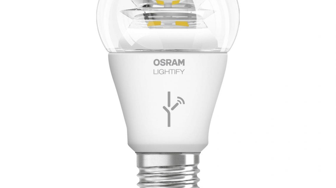 Smart Home mit Lightify