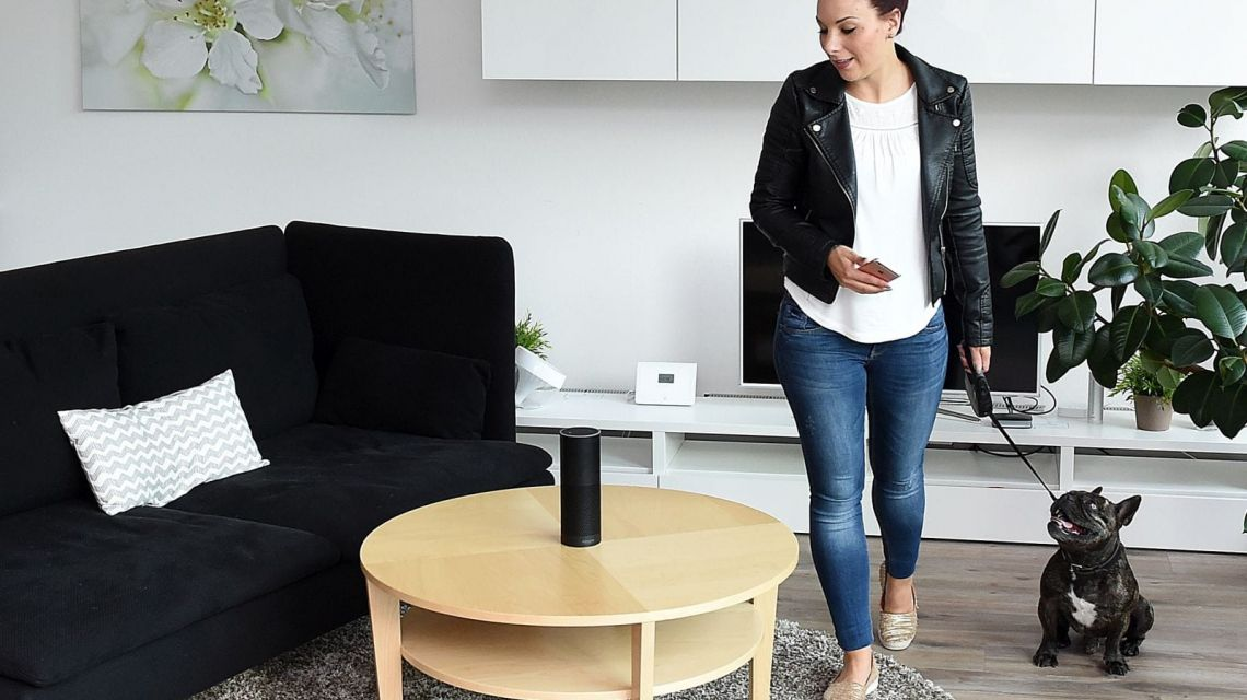 innogy Sprachsteuerung Amazon Echo