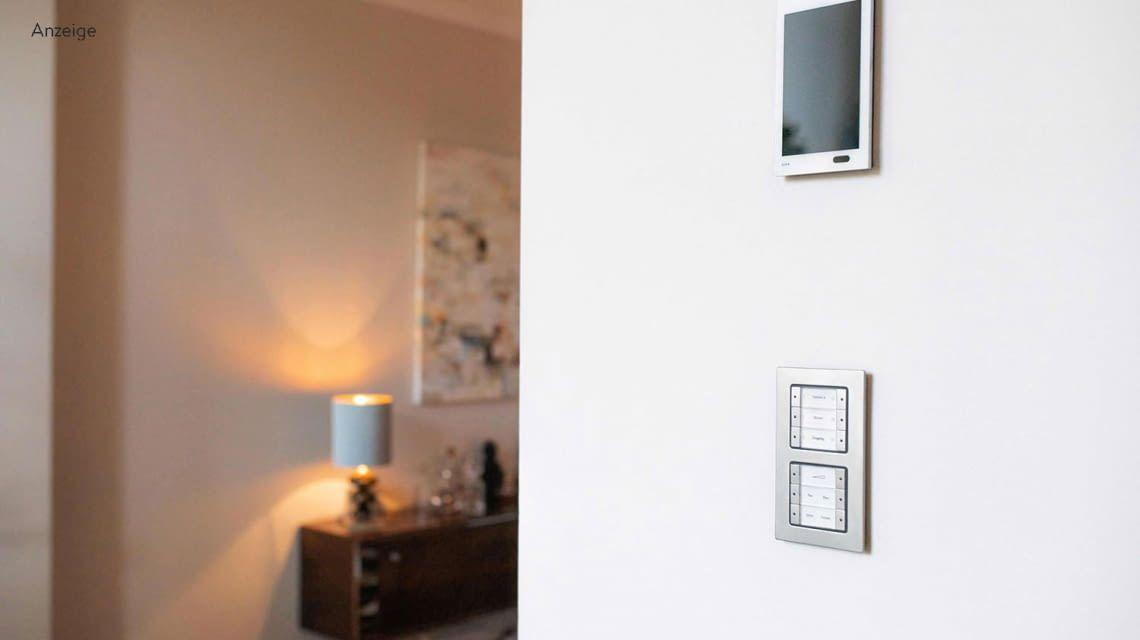 Smarte Lichtsteuerung im Smart Home