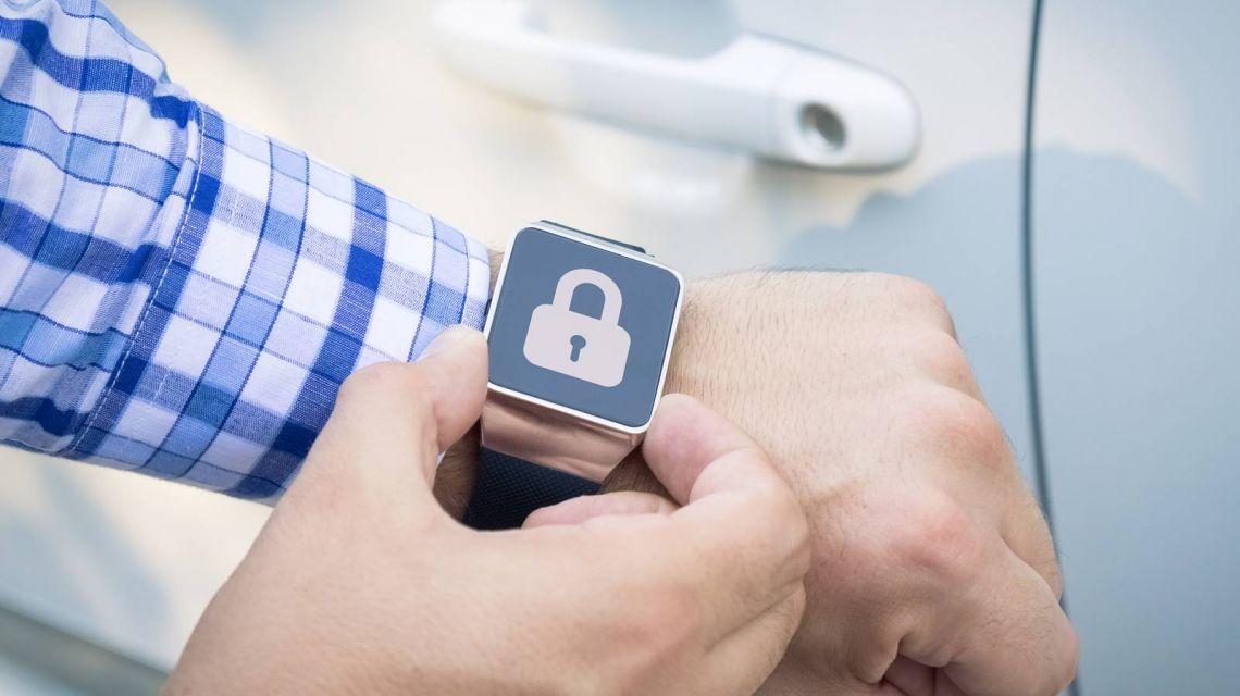 Über Smart Watch automatisch das Haus abschließen
