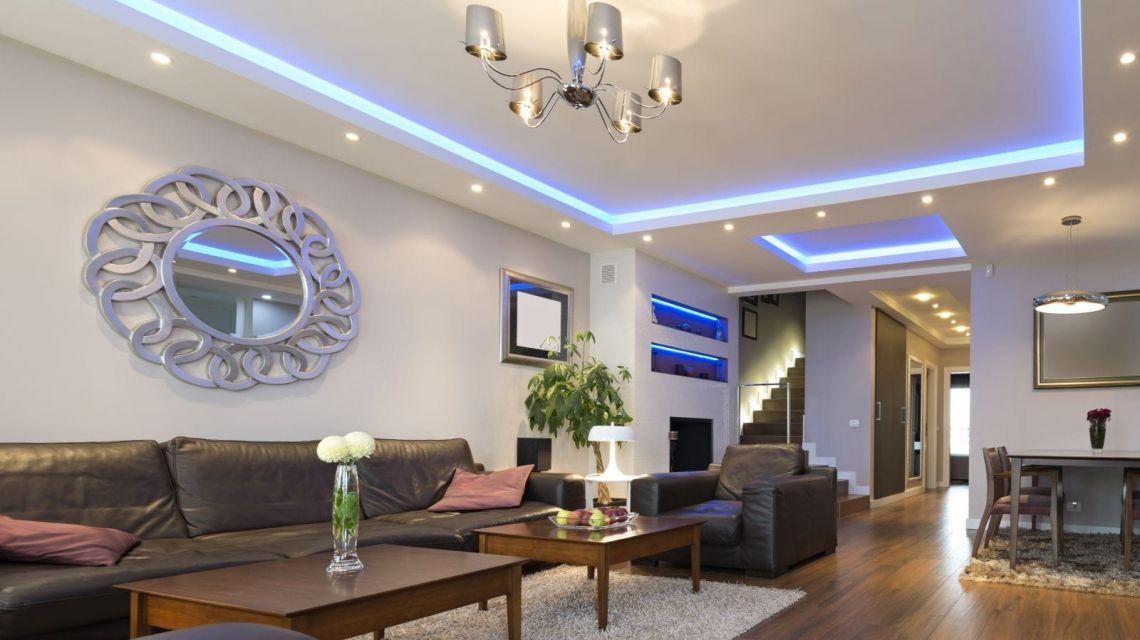 LIFX LED pastellblau Regen