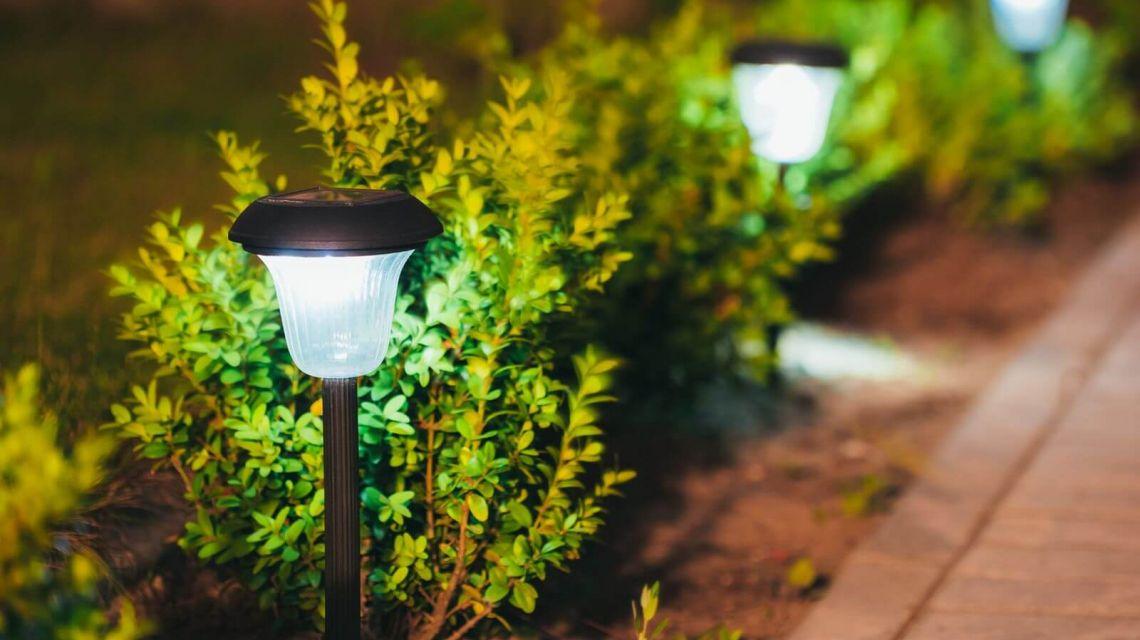 Räume Garten Smart Licht