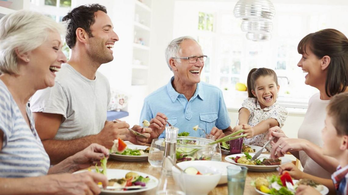 Räume Küche Smart Familie