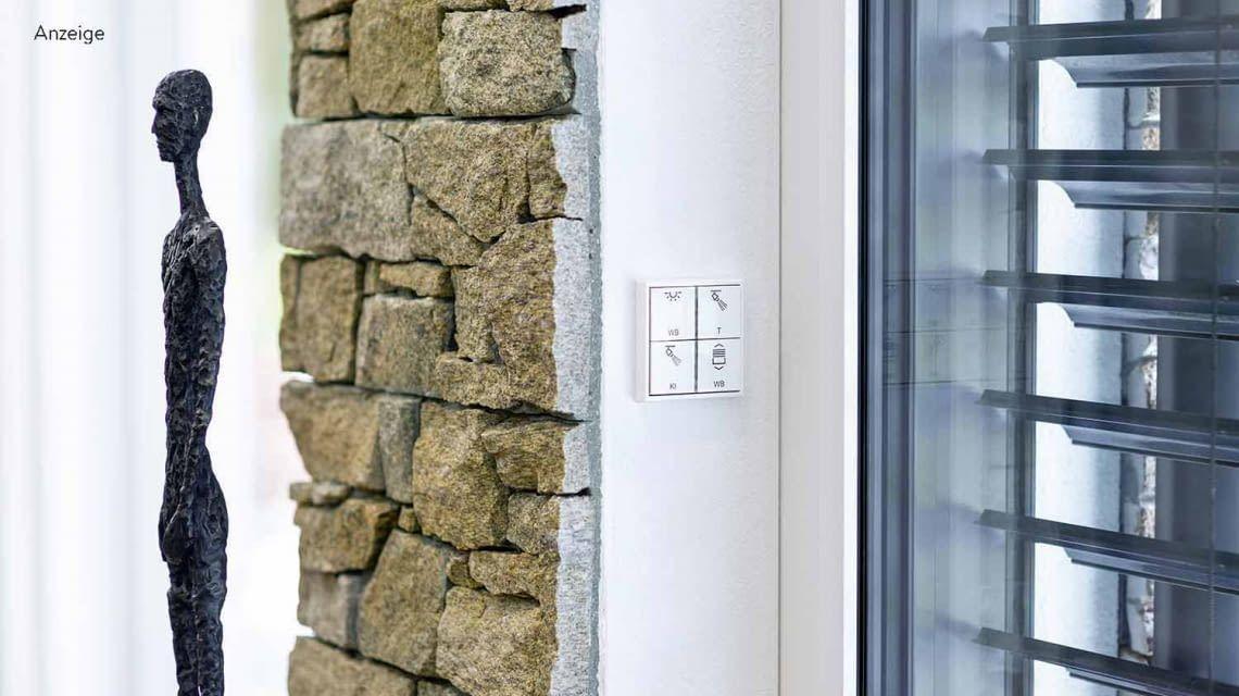 Steuerung der Jalousien im Smart Home