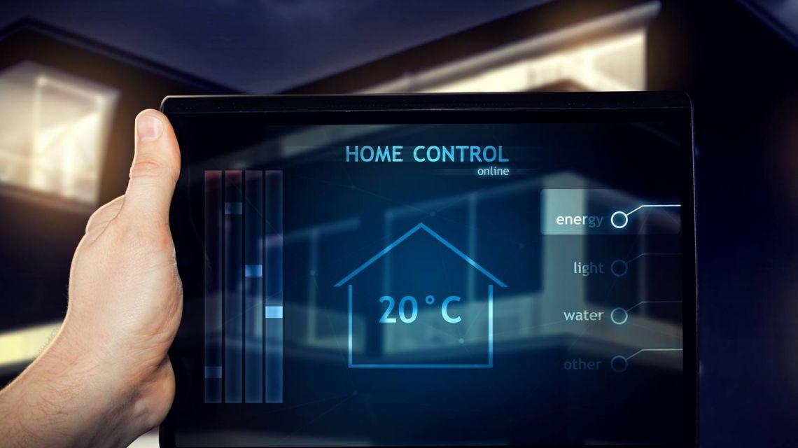 Thermostat abschalten bei Verriegelung der Haustür