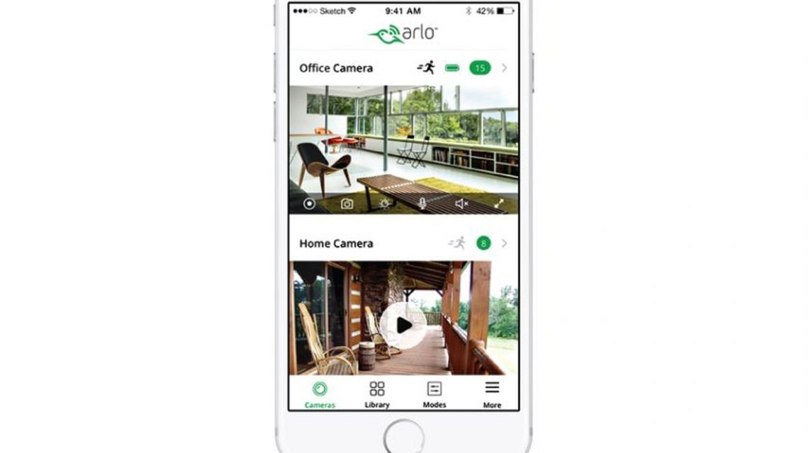 Netgear Arlo App