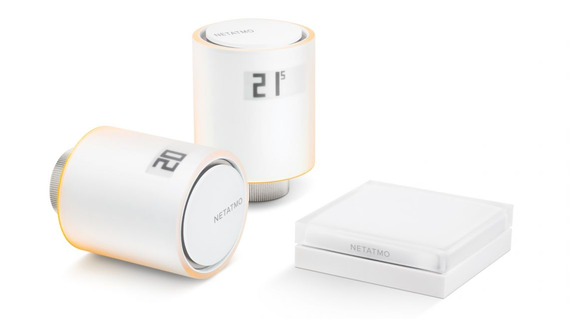 Netatmo Thermostat Kit