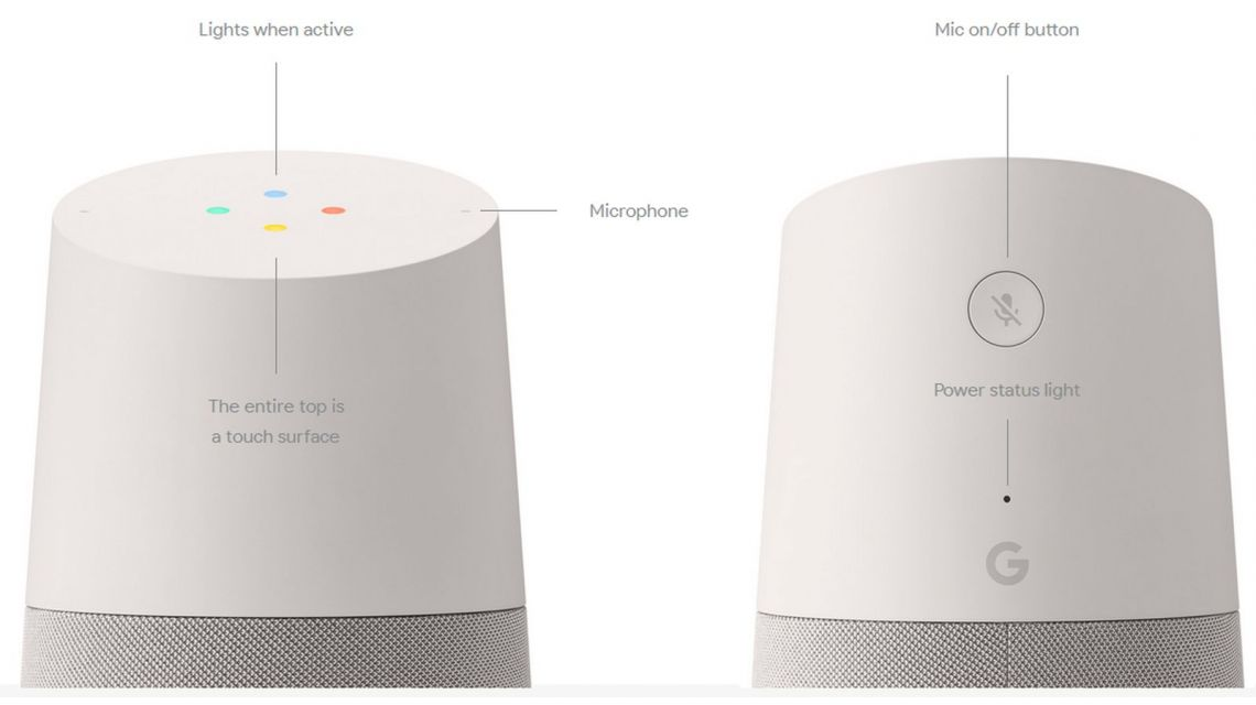 Google Home kennenlernen