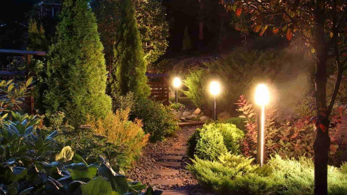 GreenIQ Garten Beleuchtung GPS