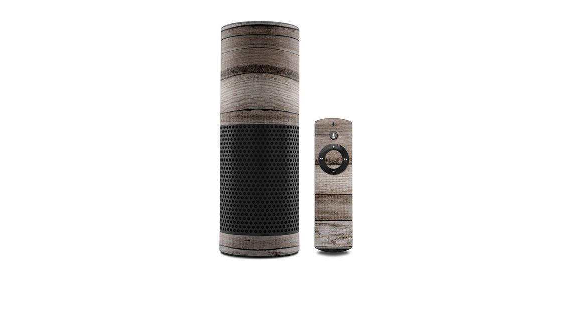 amazon-echo-skin-wood-holzoptik