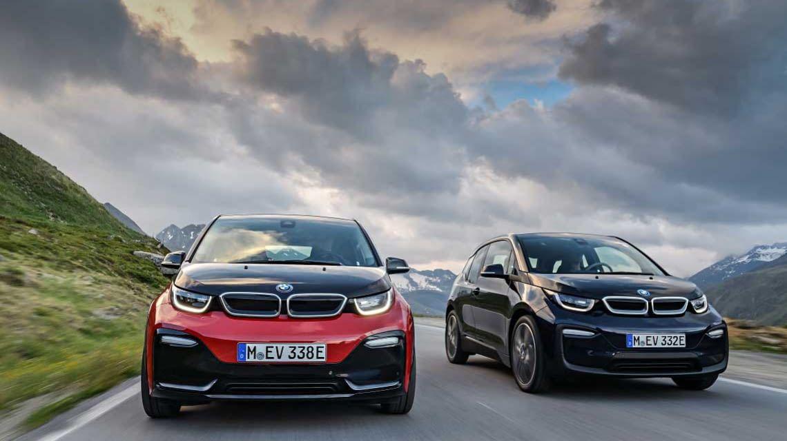 """BMW i3s - das """"s"""" steht für schneller, sportlicher und Sportfahrmodus"""