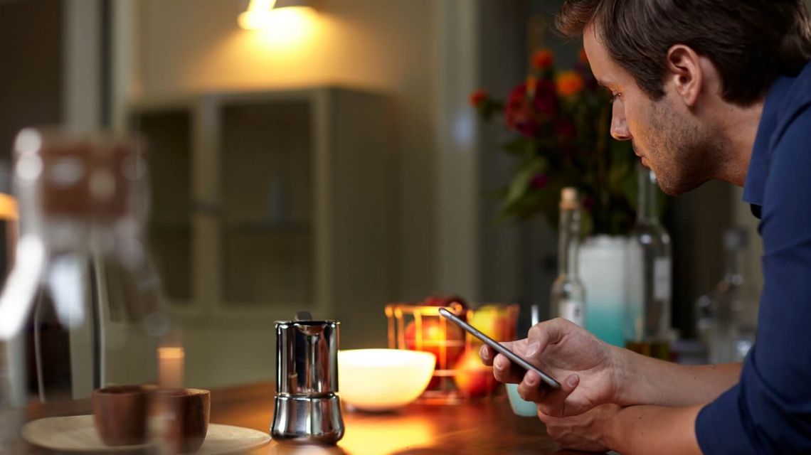 Philips Hue LightStrip HomeKit Steuerung