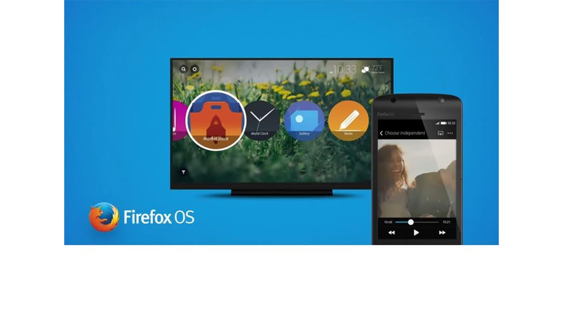 Panasonic setzt auf Firefox OS
