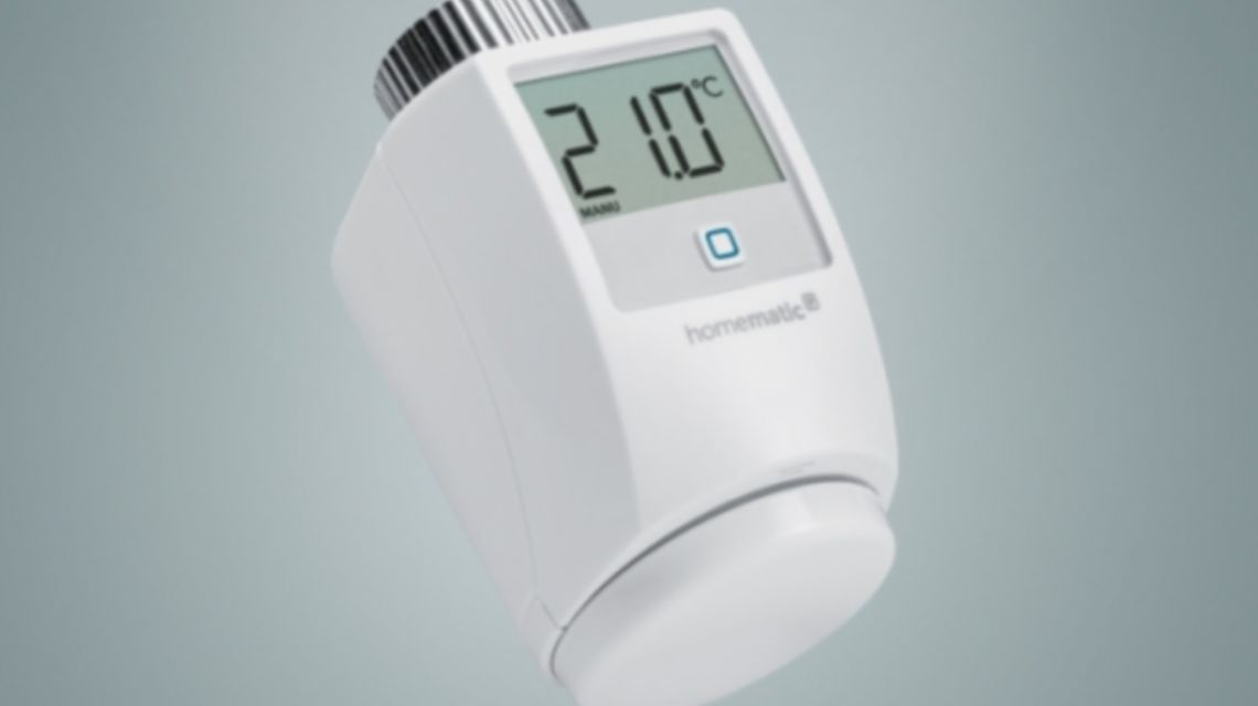 HomematicIP Thermostat Produktbild