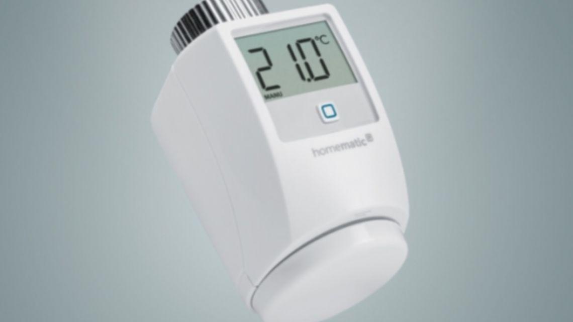 HomematicIP Thermostat Produktbild