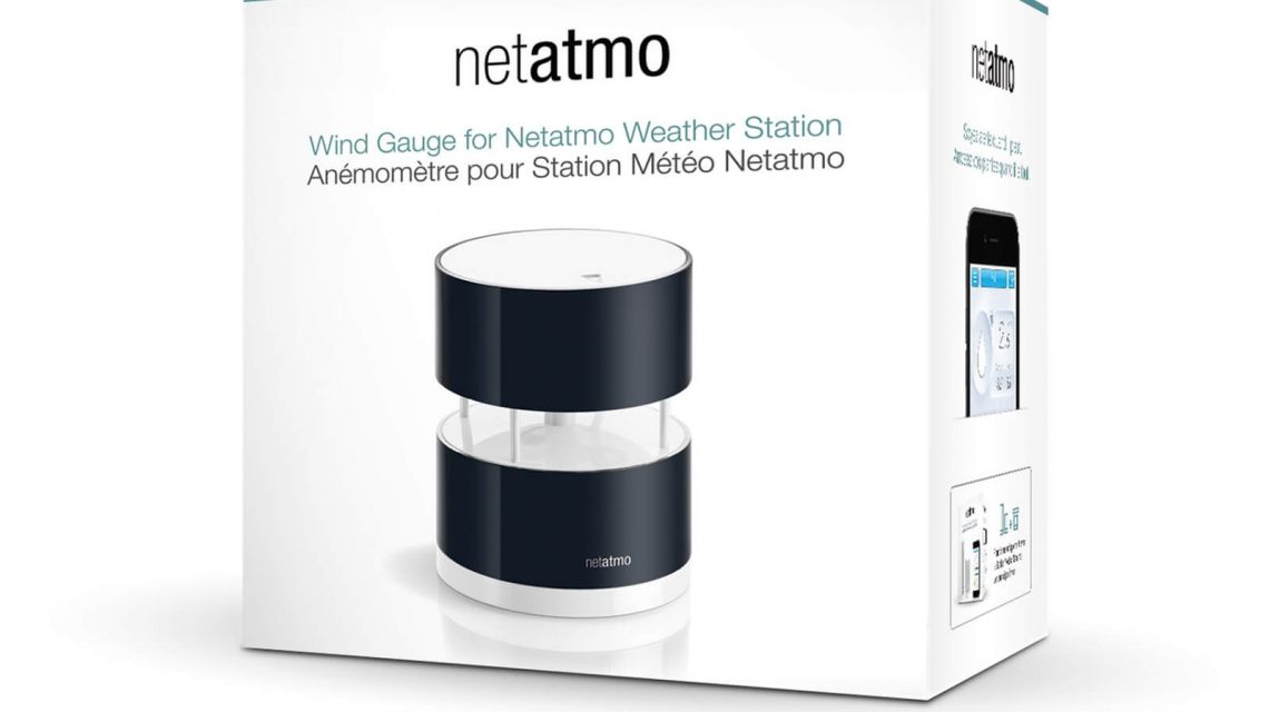 Netatmo Windmesser Paket