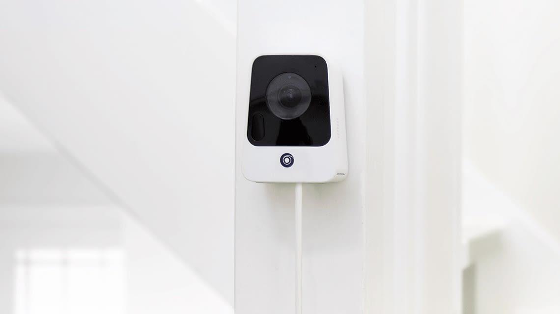 Die Nubo Kamera verfügt über einen mobilen LTE-Anschluss