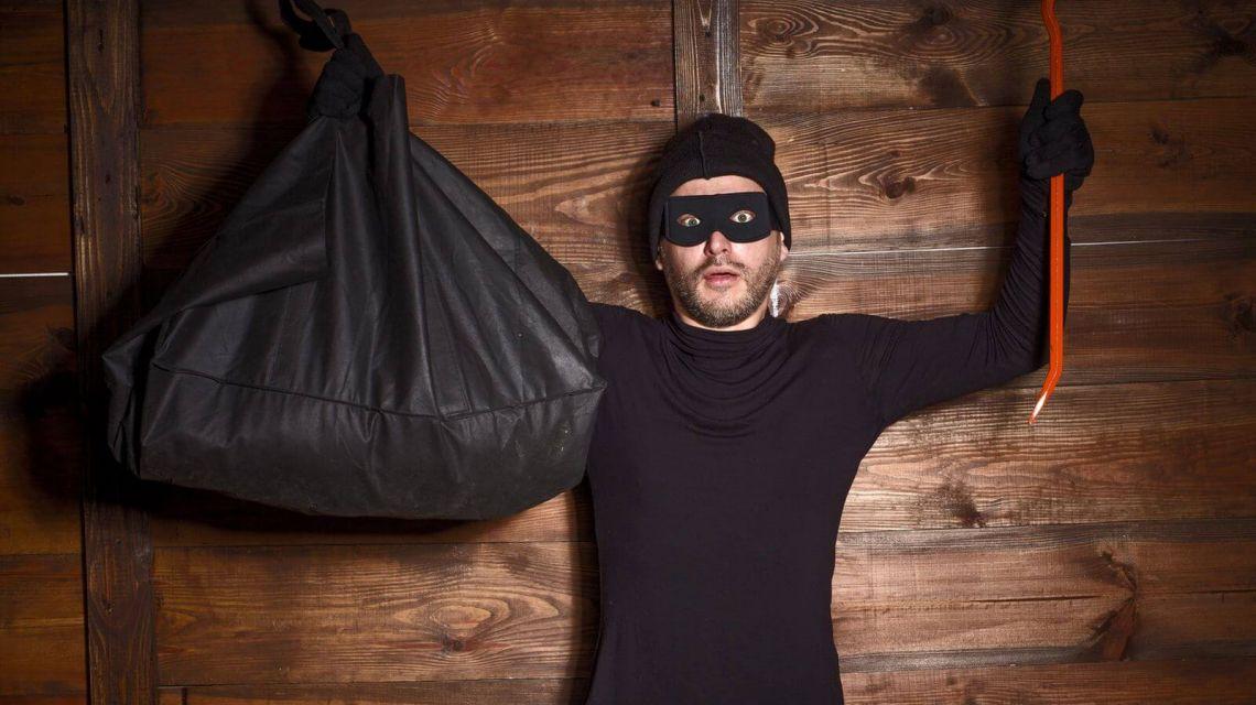 Räume Eingang Sicher Einbrecher
