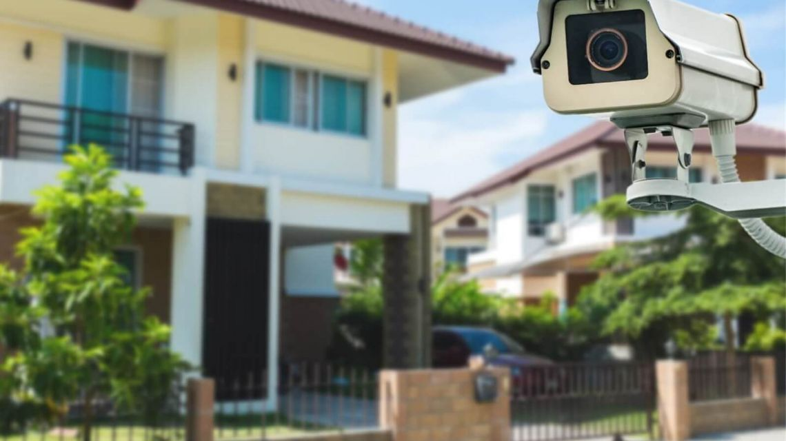 D-link Siren Überwachungskamera getrennt