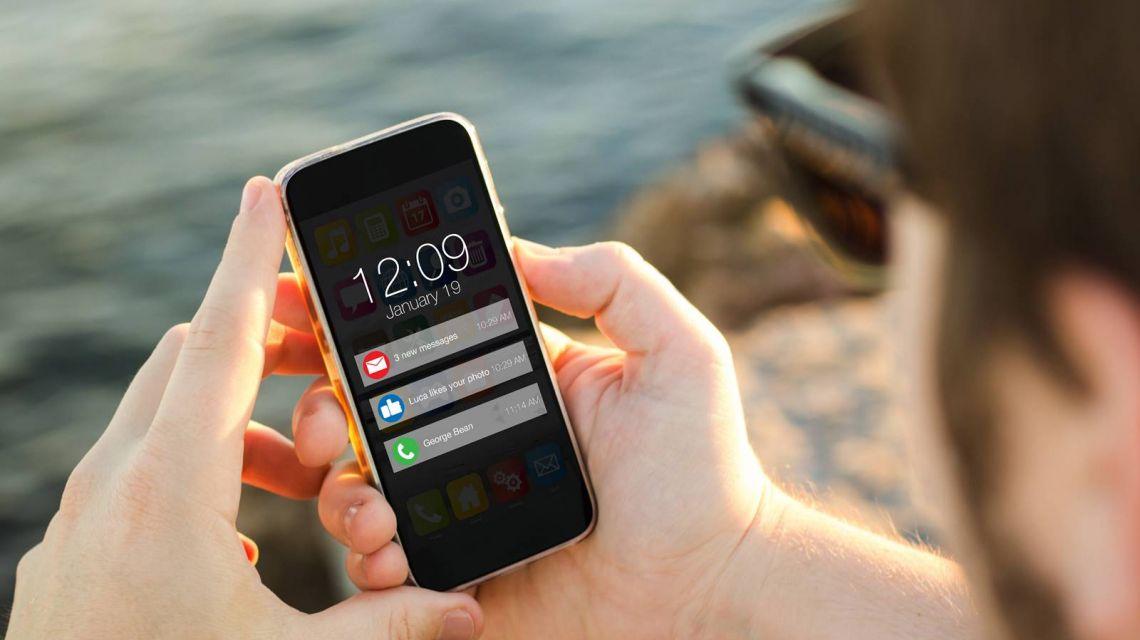 Bei Bewegung schickt D-Link motion sensor eine SMS an das Smartphone