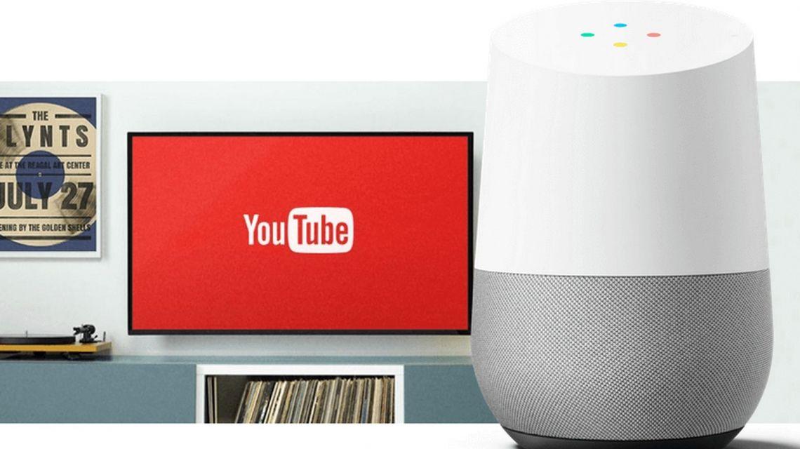 Geräte steuern mit Google Home