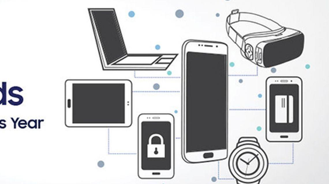 Mit Samsung Smart Things macht Ihr Zuhause den Schritt in die Zukunft
