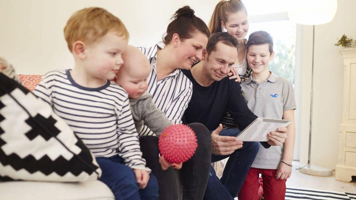 innogy Smart Home für die ganze Familie