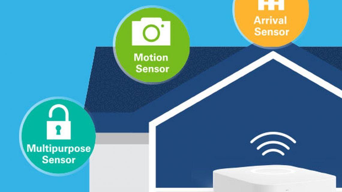 Samsung Smart Things für Ihr Zuhause