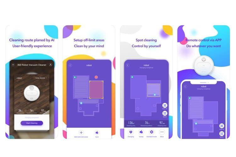 Die App kann auch in deutscher Sprache genutzt werden