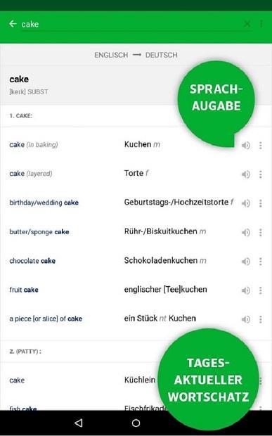 Spellflash-Sprachenapp